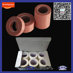 Import and Export Silk Surgical Tape in China pictures & photos