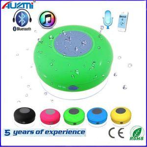 Best Selling Mushroom Sucker Waterproof Bluetooth Speaker pictures & photos