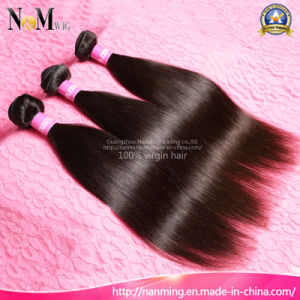 Wholesale Mink Hair Extension Remy Human Hair Virgin Peruvian Hair pictures & photos
