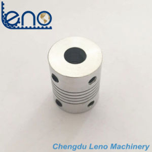 Transmission Motor Helical Shaft Coupler