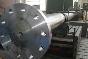 Heavy Steel Transmission Shaft Open Die Forging pictures & photos