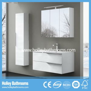 European Style MDF High Ending Modern Hotel Furniture with Side Vanity (BF111N)