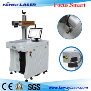 Metallic and Non-Metallic Fiber Laser Marking Machine pictures & photos