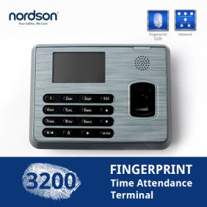 Simple Operation Finger Time Attendant Recording Machine (FR-TX628) pictures & photos