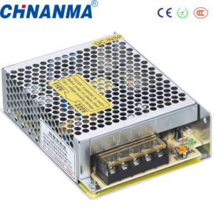 Factory Outlet S-120-24 Switching Power Supply 120W 24V 5A pictures & photos