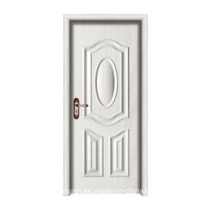 Factory Drict Sale Security Wooden Door Steel Door (SX-053) pictures & photos