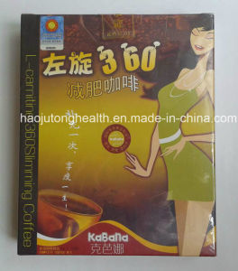 Hot Sale L-Carnitine 360 Weight Loss Slimming Coffee pictures & photos