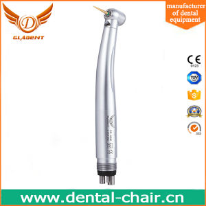 Dental LED High Speed Air Turbine Handpiece with Quick Coupling pictures & photos