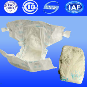 Disposable Baby Diapers with Adjustable Magic Tape pictures & photos