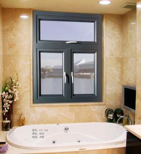 Thermal Break Aluminium Double Glass Window pictures & photos