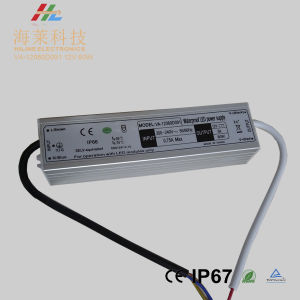 New Arrival Small Size Linear 12V 60W Waterproof IP67 LED Driver pictures & photos