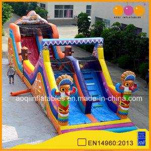 Commercial Indian Totem Obstacle Course for Kids and Children (AQ01491) pictures & photos