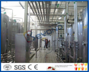 Turnkey Project Milk Production Line pictures & photos