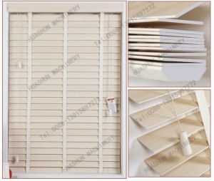 Machine for Polystyrene PS Window Shutter Blind pictures & photos