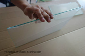 Tempered Pane Glass with Film Protection pictures & photos