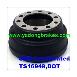 Trailer/Truck Brake Drum 3710X/65654b pictures & photos