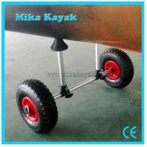 Aluminum Kayak Trolley Carrier Cart Trailer pictures & photos