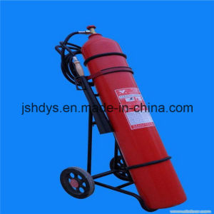 Wheeled CO2 Fire Extinguisher (alloy steel, GB8109-2005)