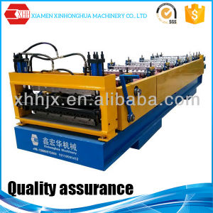 China Manufacturer Building Material Tile Rolling Press Cutting Machine Roof Sheet Forming Machine pictures & photos