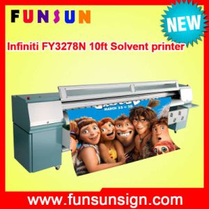 Infiniti Challenger Fy-3278n 3.2m Price Flex Banner Printer (8 seiko510/50pl heads, fast speed up to157 sqm/h) pictures & photos