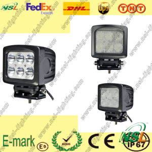 60W LED Work Light 12V 24V LED Working Light with Ce RoHS of LED Car pictures & photos