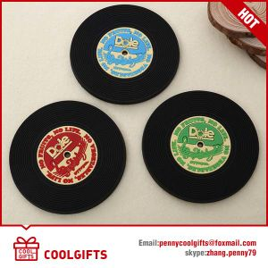 2016 New Colorful 3D PVC Cup Coaster for Promotion pictures & photos