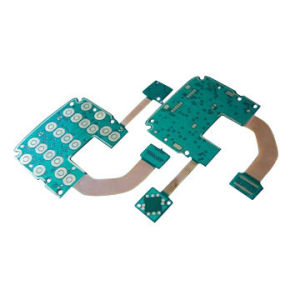Rigid-Flex 1.0mm 2oz OSP 4layers Circuit Board pictures & photos
