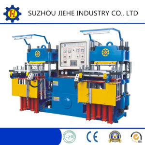 Double Station Rubber Sealing Rings Vulcanizing Press with ISO&Ce Approved pictures & photos