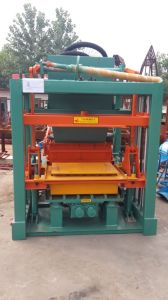 Qt4-20 Automatic Hydraulic Cement Block Making Machinery pictures & photos