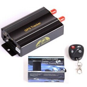 Wholesale Vehicle GPS Tracker for Fleet Managment GPS Tk103 pictures & photos