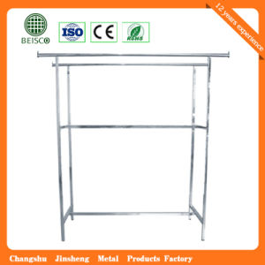Wooden Outdoor High Quality Display Clothes Stand pictures & photos