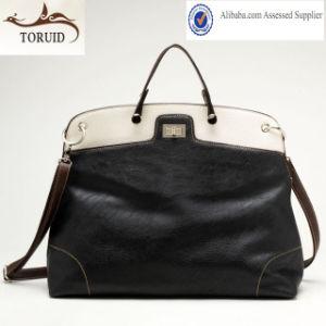 Promotional Ladies Designer Fashion Tote Shoulder Handbag