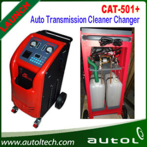 Launch Cat-501+ Auto Transmission Cleaner Changer Cat 501+ Atf Changer 220V /110V pictures & photos
