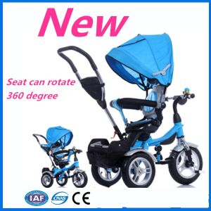 2016 New Baby Tricycle Baby Buggy, Baby Stroller 3 in 1 Ce, En71, CCC, SGS pictures & photos