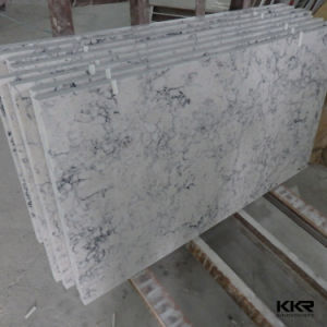 Wholesale Marble Like Artificial Marble Stone Composite Quartz Countertop pictures & photos