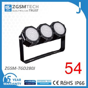 Soccer, Tennis Court, Outdoor Parking Lot Lighting 280W LED Flood Light pictures & photos