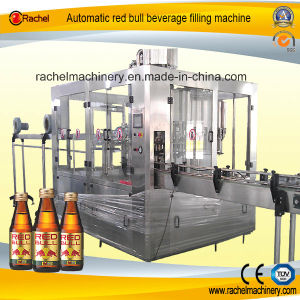 Automatic Aerated Energy Drink Filling Machine pictures & photos