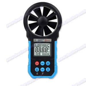 Digital Anemometer, Air Velocity, Air Flow, Wind Speed Meter, Anemograph (EAM03) pictures & photos