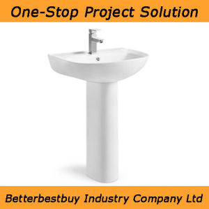 High Quality Ceramic Sink for Bathroom pictures & photos