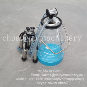 Plastic 25L Capacity Milking Bucket Group for Milking Machine Parts pictures & photos