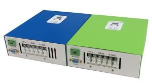 12V/24V/48V 25A MPPT Solar Charge Controller with RS232 Communication Port pictures & photos