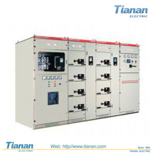 380 - 660 V, 50 - 60 Hz Electrical Distribution Cabinet / Low-Voltage / Draw-out pictures & photos