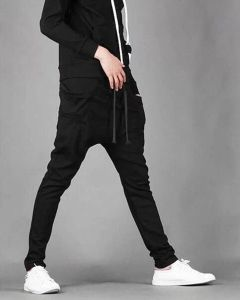 Casual Loose Jogger Dance Men′s Harem Sweat Pants