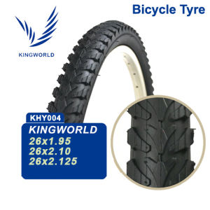 26 Inch Bicycle Tires 26X1.95 26X1 3 8 26X2.125 26X1.75 26X1.5 26X195 pictures & photos