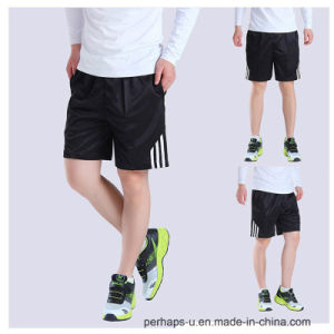 Hot Sale Men Sports Clothes Loose Breathable Fitness Shorts pictures & photos