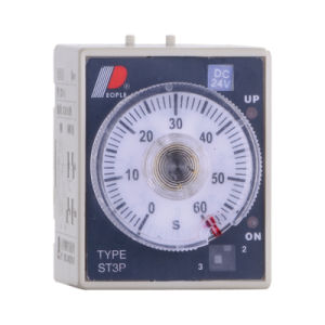 Electronic Relay Timer Time Relay (ST3P) pictures & photos