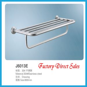 Luxury Style Bathroom Accessories Towel Rack (J6013) pictures & photos