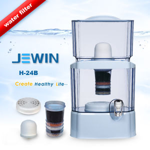 Activated Carbon Coconut Water Mineral Pot Water Filter pictures & photos