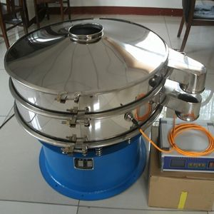 Cxzs Rotary Spin Vibration/Vibrating Screen Sieve Manufacturers pictures & photos