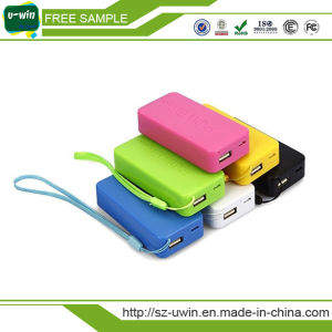 Powerpack USB Rechargeable External Battery pictures & photos